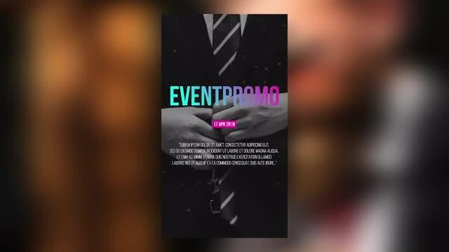 Instagram Event Opener: Premiere Pro Templates