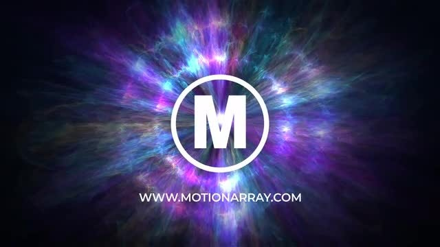 Space Energy Logo: After Effects Templates