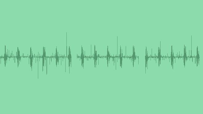 Brisk Walk: Sound Effects