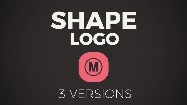 Shape Logo: Premiere Pro Templates
