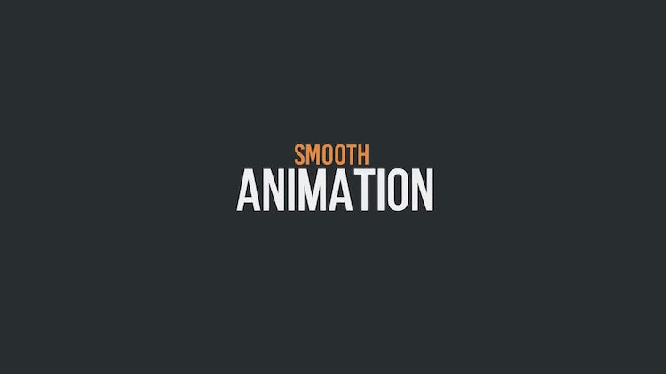 17 Smooth Titles 2: After Effects Templates
