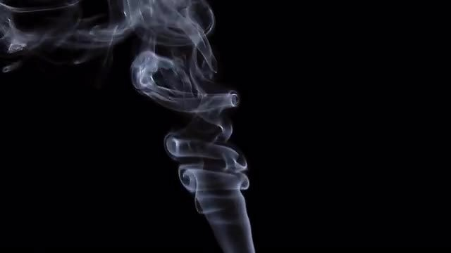 Smoke Wisp 05: Stock Video