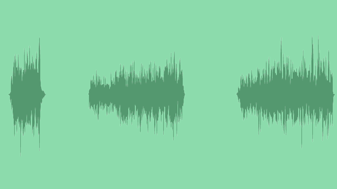 Servo Motor: Sound Effects