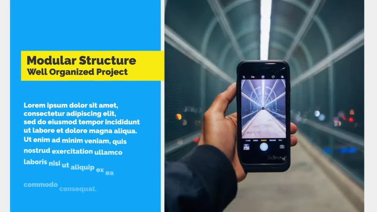 Presentation Slideshow: After Effects Templates