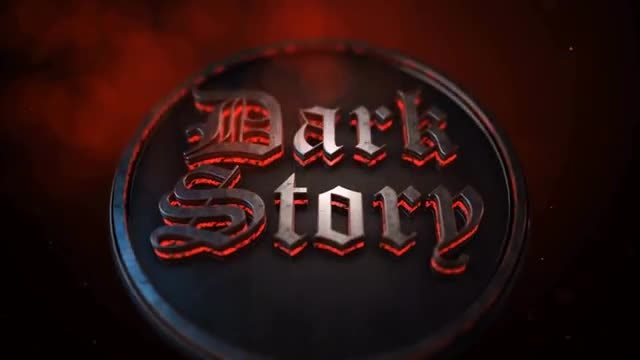 3D Dark Logo Reveal: After Effects Templates