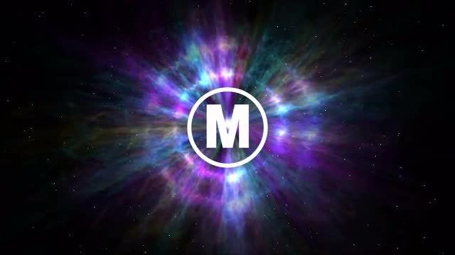 Space Energy Logo: Premiere Pro Templates