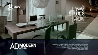 Ad Modern Opener: After Effects Templates