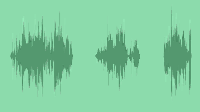 Glitch Transition Sound: Sound Effects