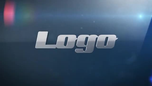 Luxury 3D Logo: After Effects Templates