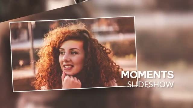 Moments Slideshow: After Effects Templates