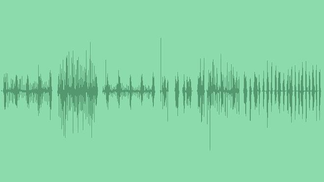 Hand Pump: Sound Effects