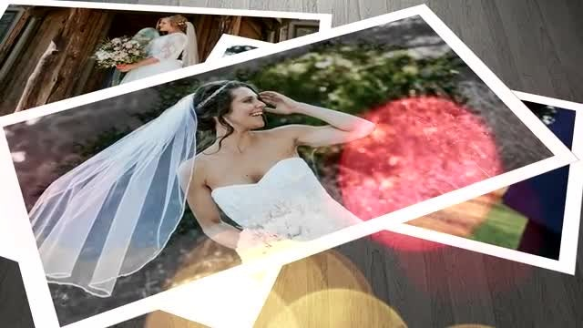 The Wedding: After Effects Templates