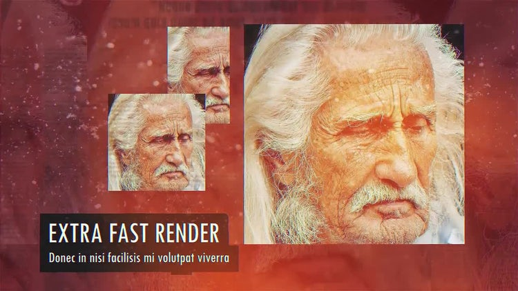 Historical Chronicles Opener: After Effects Templates