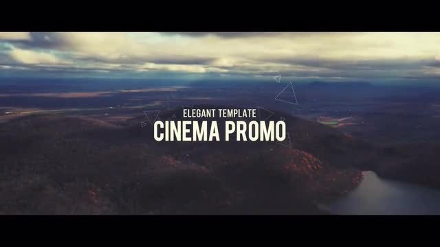 Cinema Demo Reel: Premiere Pro Templates