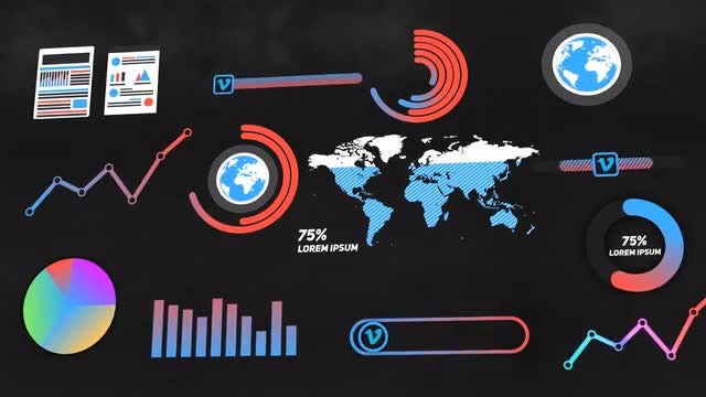 Infographics: After Effects Templates