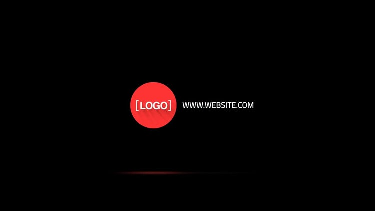 Clean Flat Logo: After Effects Templates