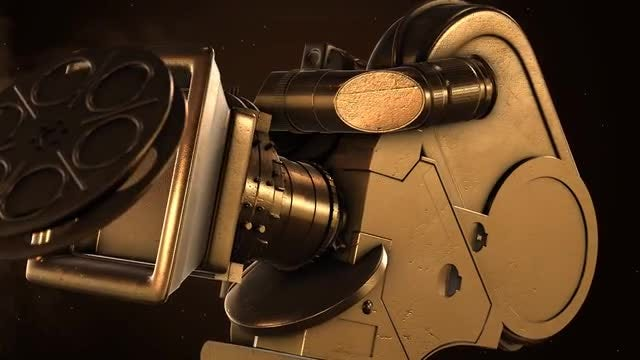 Cinematic Camera: Stock Motion Graphics