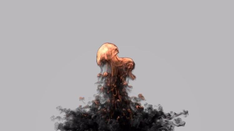 Explosion Animation: Stock Motion Graphics