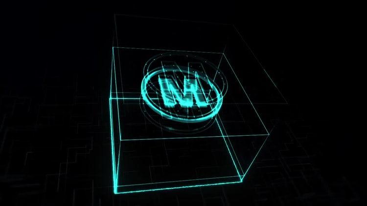 Hi-Tech Logo: After Effects Templates