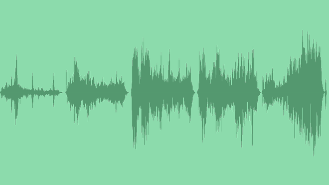 Sound Of The City Pack: Sound Effects