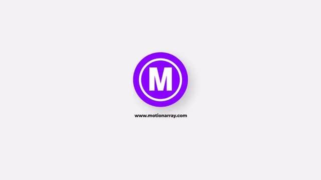 Minimal & Modern Logo: Premiere Pro Templates