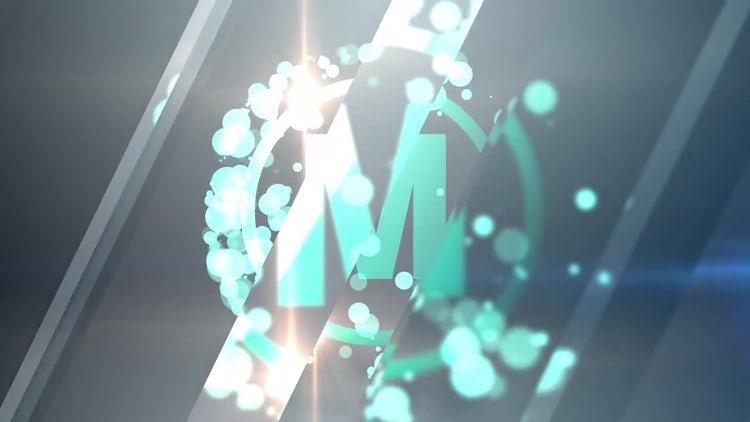 Particle Logo: Premiere Pro Templates