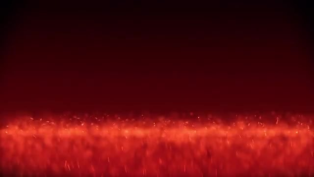 Particle Falls: Stock Motion Graphics