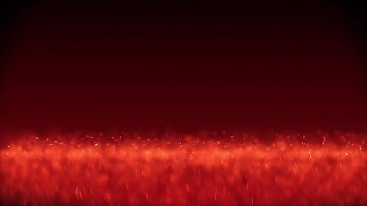 Particle Falls: Motion Graphics