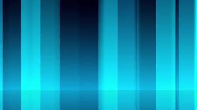 Blue Bar Stage: Stock Motion Graphics
