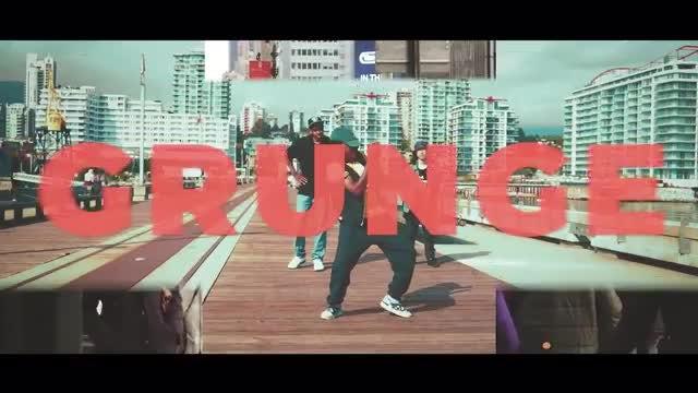 Urban Grunge Opener: Premiere Pro Templates