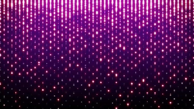 Shimmer Strings: Motion Graphics