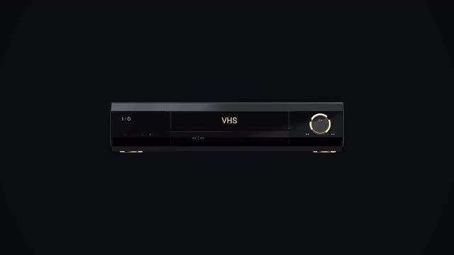 VHS Cassette Opener: Premiere Pro Templates