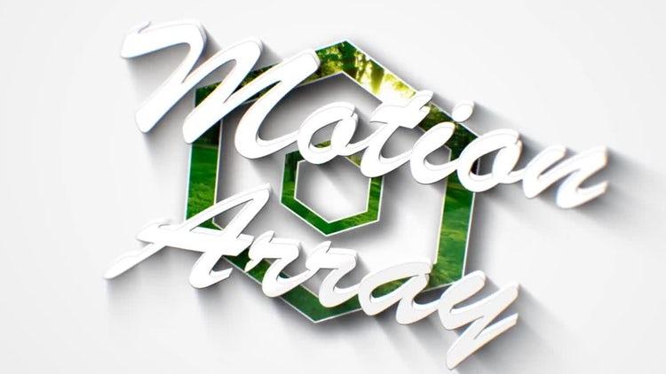 Slides & Logo: After Effects Templates