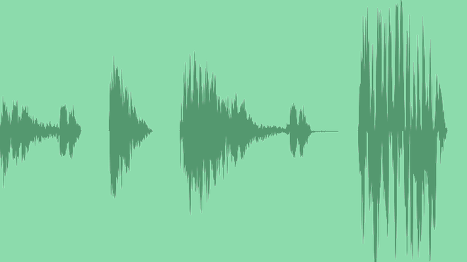 Glitch 4-Pack: Sound Effects