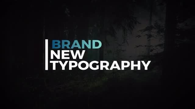 Stylish Modern Titles: Motion Graphics Templates