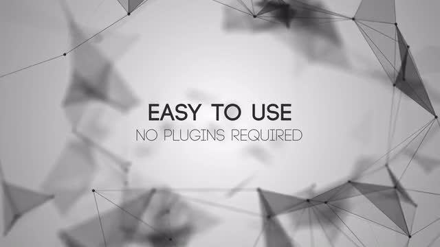 White Space Titles: After Effects Templates