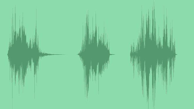 The Glitch: Sound Effects