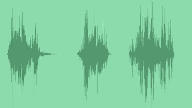 The Glitch: Sound Effects