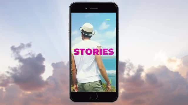 Positive Stories Opener: Premiere Pro Templates