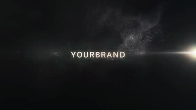 Cinematic Brand Reveal: Motion Graphics Templates