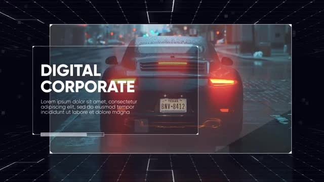 Digital Corporate - Business Presentation: After Effects Templates