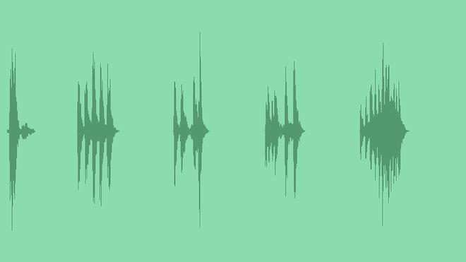 Glassy Bright Alerts: Sound Effects