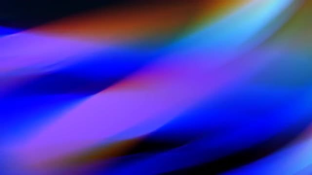 Light Waves Abstract 4K Loop: Stock Motion Graphics