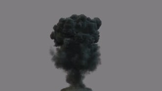 Explosion Animation 2: Motion Graphics