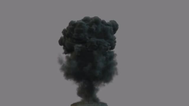 Explosion Animation 2: Stock Motion Graphics