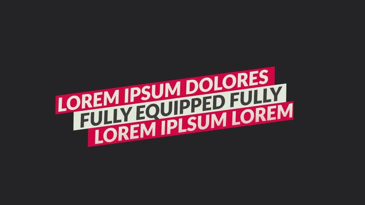 Sport Titles: After Effects Templates