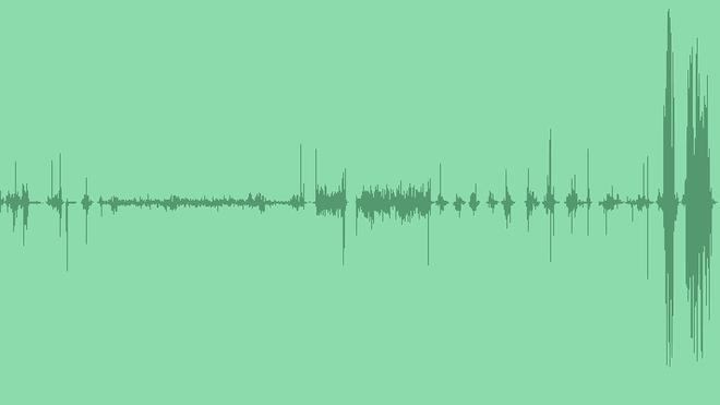 Audio Cassette Player SFX: Sound Effects