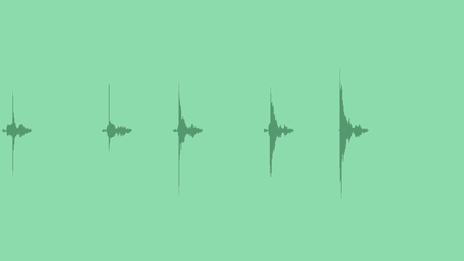 Metallic Buttons Or Ui: Sound Effects