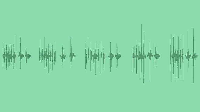 Game Walks: Sound Effects