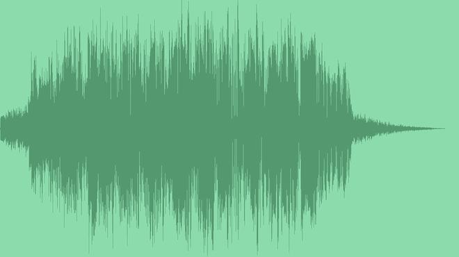 Breakbeat Dubstep Glitch Logo: Royalty Free Music